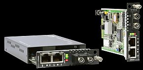 Card 20 km 2-port 10/100Base-TX to 100Base-FX,WDMA In-band   CTC UNION   FRM220-10/100i-2E-SC20A