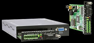 Convertor RS485/232 la FO WDM B, 20Km | CTC UNION | FRM220-SERIAL-SC020B