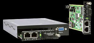 Multiplexor E1(RJ45)+ 1 Fast Ethernet fiber slot (SFP) | CTC UNION | FRM220-FOM01-SR