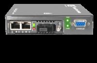 Sasiu fibra optica 1 slot si port consola DC 18W | CTC UNION | FRM220-CH01M-DC
