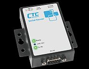 Server serial 10/100Base-TX to RS232 | CTC UNION | STE-100A/RS232