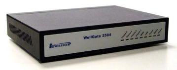 Gateway VoIP 4FXS 2FE | WELLTECH | WellGate 2504