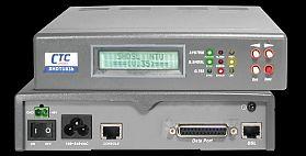 Router g.SHDSL.bis TDM cu interfata V.35/AC+DC | CTC UNION | SHDTU03b-V35-AD