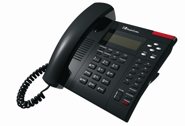 Telefon VoIP cu o linie si POE | AUDIO CODES | IP310HDE
