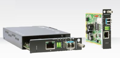GbE OAM/IP In-band Media Converter | CTC UNION | FRM220-1000EAS/X-1