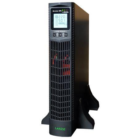 UPS LARICE Online Rack 1000VA/900W, 2 x 9Ah | LARICE | MP S RT2 1KVA