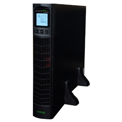 UPS LARICE Online Rack/tower 3000VA/2700W, 6 x 9Ah | LARICE | MP S RT2 3KVA