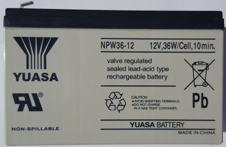 Acumulator Yuasa 12V/7Ah pt UPS Ablerex | UISAbler | MSRT-B