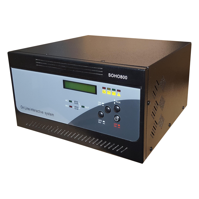 SOHO Inverter 800VA/640W | LARICE | SH800