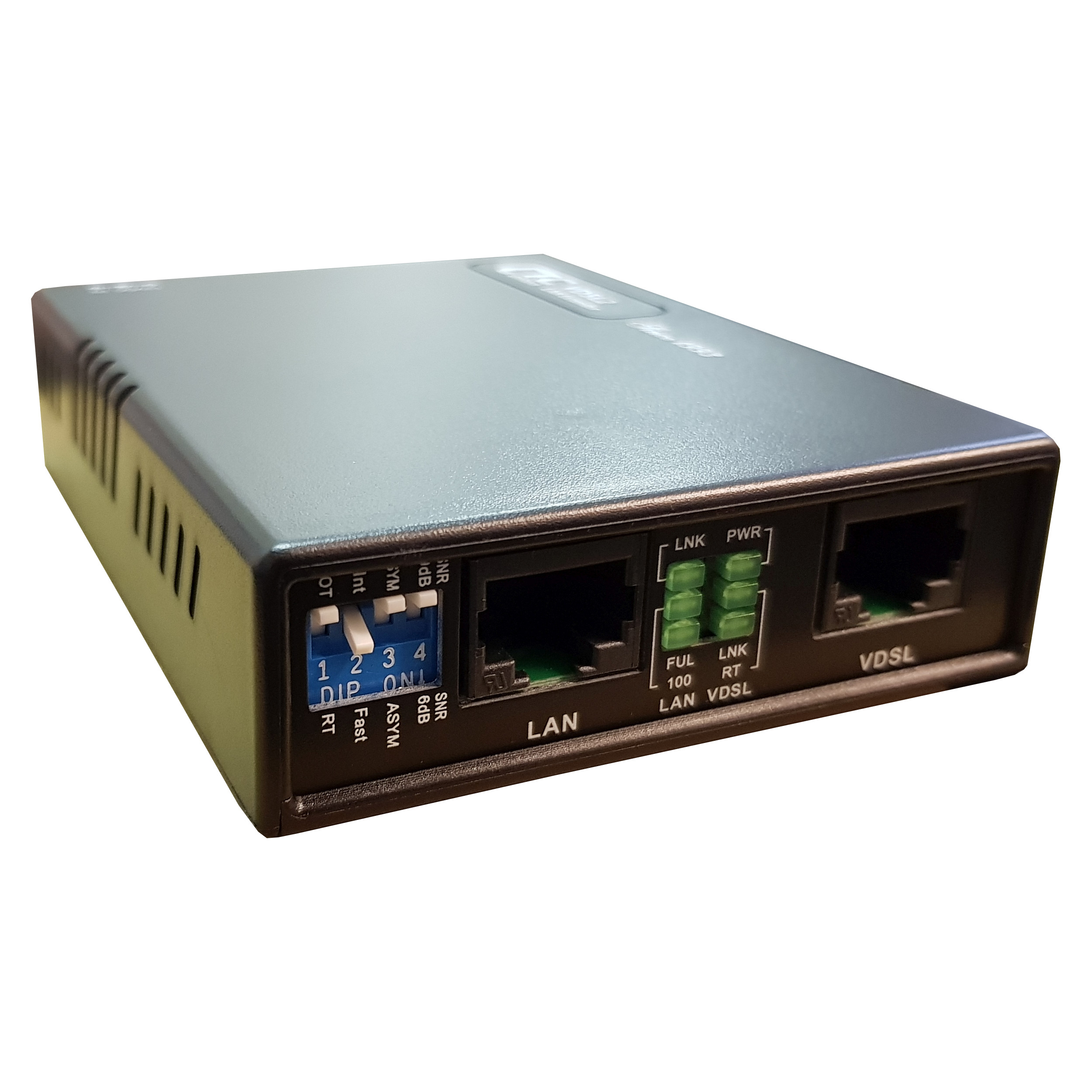VDSL2 to Ethernet Media Converter | CTC Union | VDTU2A-301(V2MC)