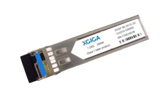 SFP 1.25GB Bi-Di 1310TX/1550RX WDM type A-10km,SC | XGIGA | XGSF-BS3512-10