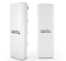 802.11a/n 300Mbps (2T2R) Wireless Long Range Outdoor AP / CB | ENGENIUS | ENH500