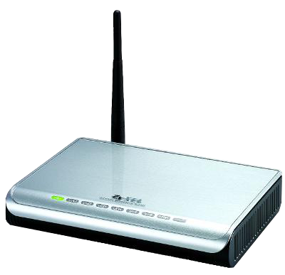 Router Wireless  802.11a/g Dual Band | ZyXEL 1 | P-334U