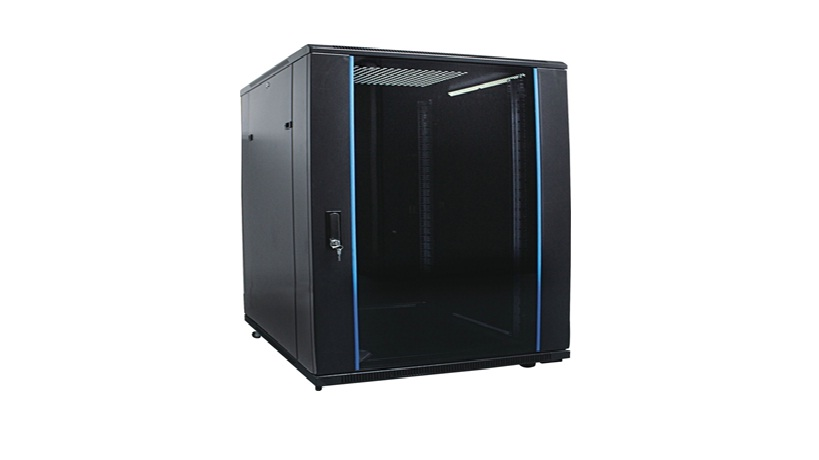 RACK 42U 800x1000 Negru Stand Alone, neasamblat | KADIS COMMUNICATION | RACK 42U 800x1000 Negru